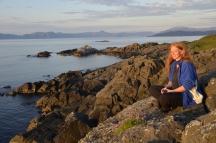 Meditasjon ved fyret